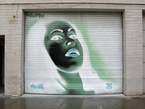 Inversie grafiti