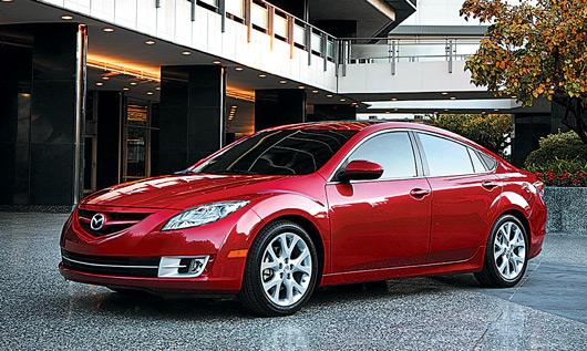 <strike>Mazda9 (?)</strike> Mazda6 NA