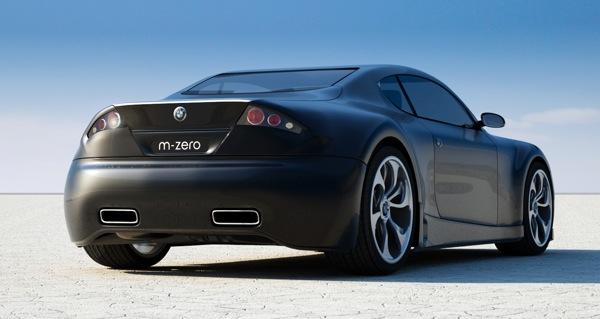 BMW M-Zero - digitālie zirgspēki
