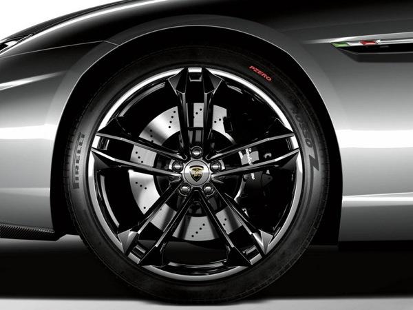 Lamborghini Estoque koncepts