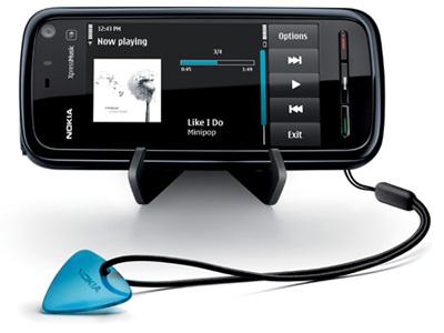 Nokia 5800 XpressMusic - pirmais iPhone pretinieks