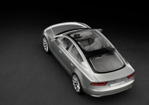 Audi Sportback koncepts