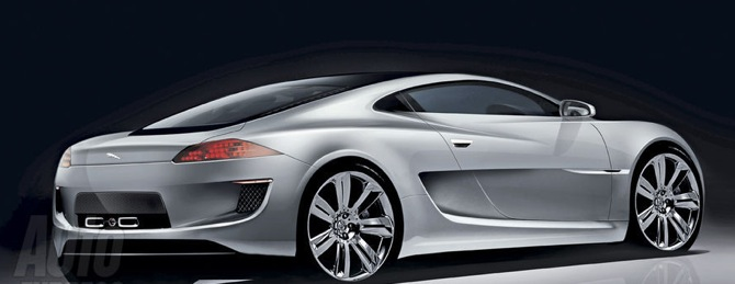 Iespējamais Jaguar XE