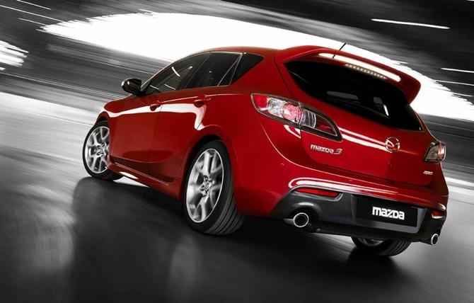 Mazda3 MPS 2009