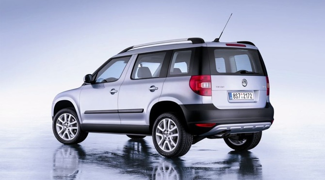 Škoda Yeti - nākamais populārākais auto Latvijā?