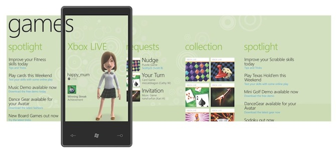 Windows Phone 7 Series - neticami labs Microsoft telefons
