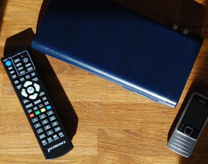 Tests: digitālās virszemes televīzijas dekoders Jacobson's NB6