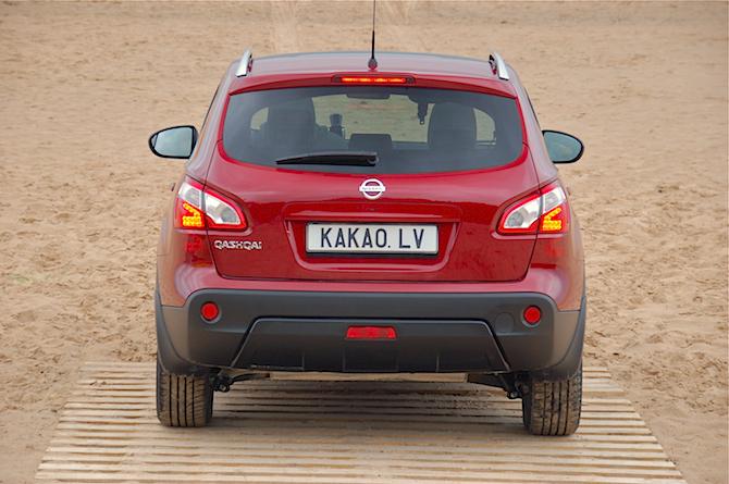 Tests: Nissan Qashqai 2.0 Tekna