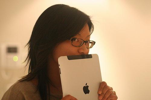 Kas var būt labāks par iPad? [šokolādes iPad]