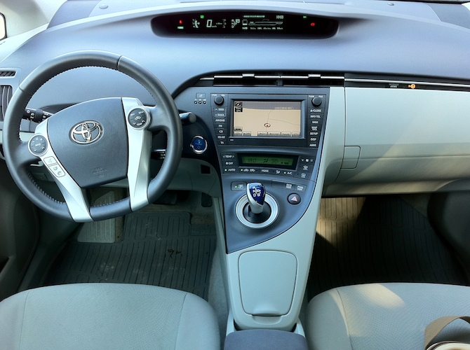 Tests: Toyota Prius Plug-In
