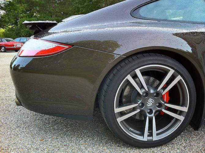 Tests: Porsche 911 Carrera 4S Cabriolet