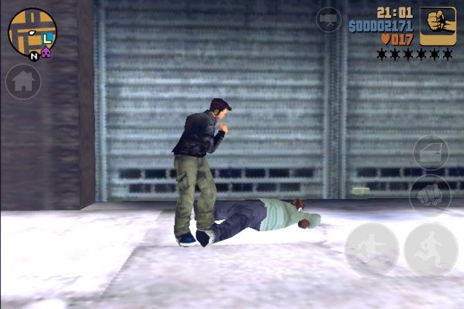 Grand Theft Auto - tagad arī telefonā