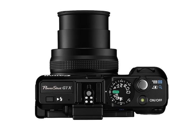 Canon prezentē superziepīti PowerShot G1 X - ne šis, ne tas, bet visdrīzāk labs