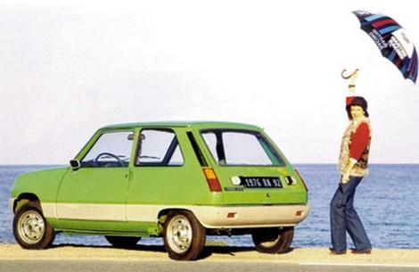 Francūži plāno atjaunot Renault 5