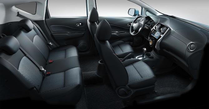 Jaunā Nissan Note