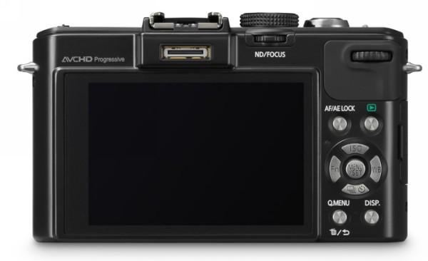 Panasonic prezentē jaunu kompaktkameru ar gaišu objektīvu - Lumix LX7