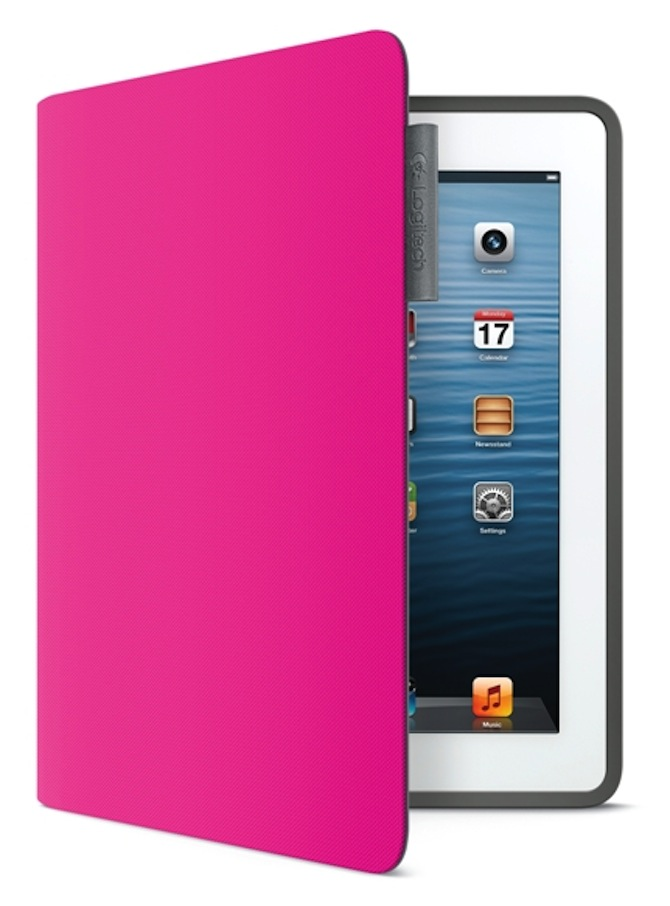 Jaunas Logitech tastatūras iPad un iPad mini