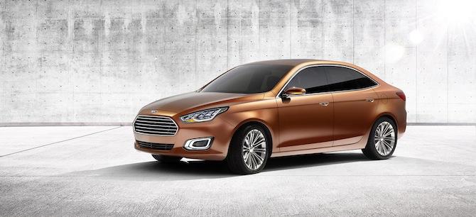 Jaunais Ford Escort. O, jā, Ford Escort!