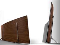 Izliekto televizoru ēra sākusies - Samsung un LG piedāvā arvien lielākus līkos televizorus
