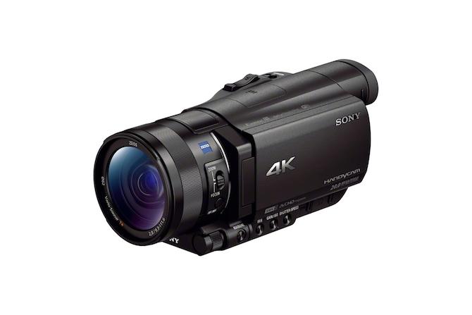 Sony piedāvā mazu un vieglu 4K videokameru