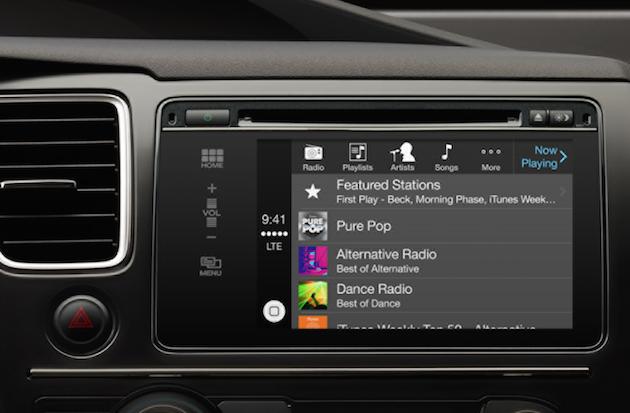Apple oficiāli izziņo CarPlay opciju iOS ierīcēm