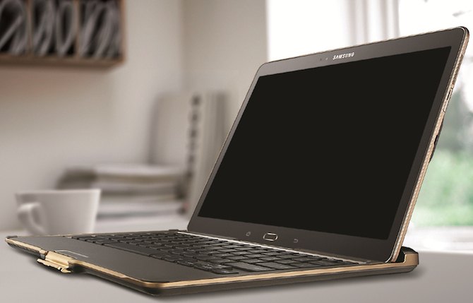 Samsung izrāda jaunu planšeti - Galaxy Tab S