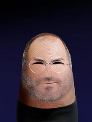 Kā būtu, ja sejas vietā būtu pirksts?