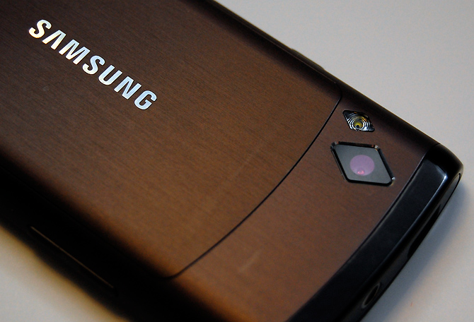 Tests: Samsung Wave (S8500)