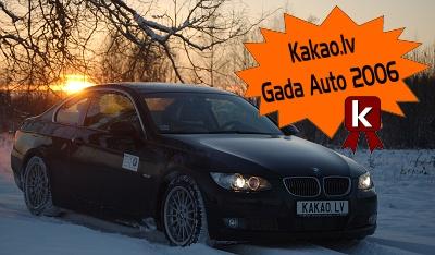 Kakao.lv Gada Auto 2006 rezult�ti