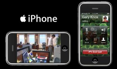 Apple iPhone. [+video]