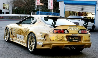 Toyota Supra Top Secret