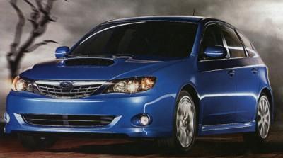 Subaru Impreza WRX bild�s