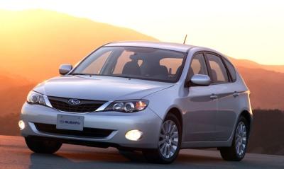 Subaru Impreza 2007, beidzot ar� ofici�li