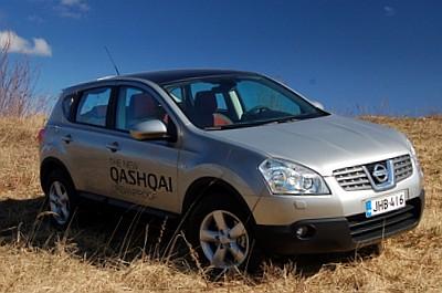 Iepaz��an�s ar Nissan Qashqai