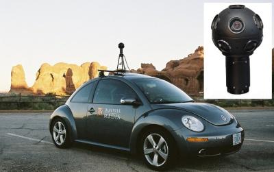 Google Maps spiegs