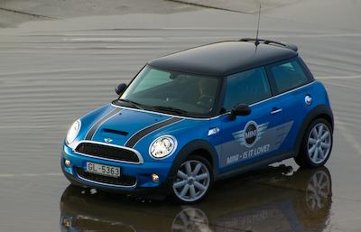 Tests: Mini Cooper S