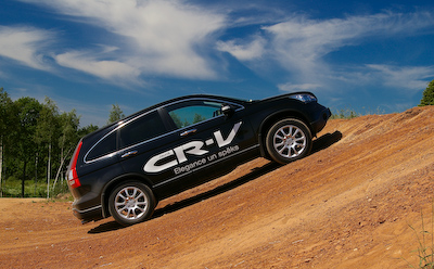 Tests: Honda CR-V