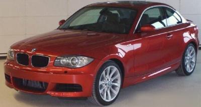 BMW 1. s�rijas Coupe