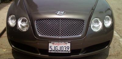 Hyundai... Continental GT