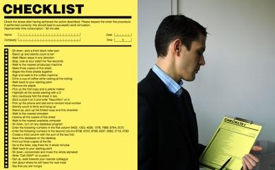 Bezj�dz�go darbu saraksts