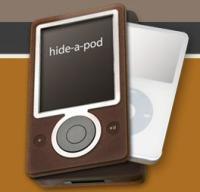 Hide-a-pod. Lab�kais iPod aizsargv�ci��