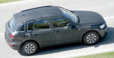 Audi Q5 testi
