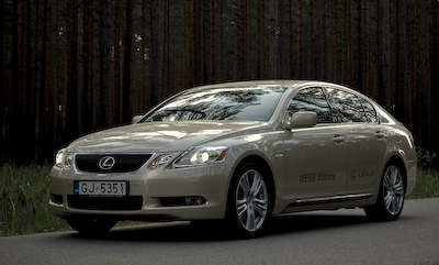 Tests: Lexus GS450h