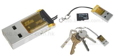 Supermazs MicroSD kar�u las�t�js