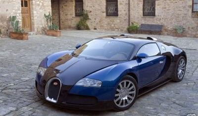 No�r� Bugatti Veyron