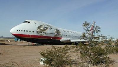 Pa�am savs Boeing 747!