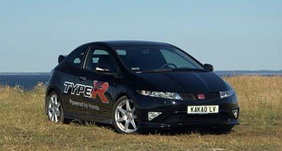 Civic Type-R k��s par ...Type-D