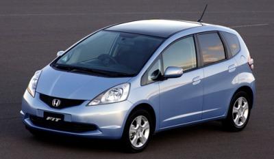 Jap�nas gada auto 2008  - Honda Jazz