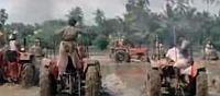 Indiešu traktoru kaujas