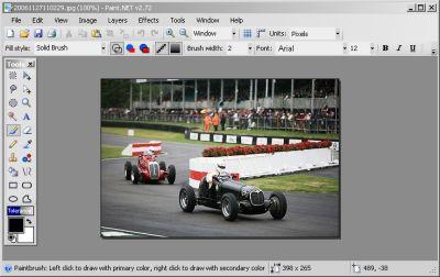 Paint.NET 3.22